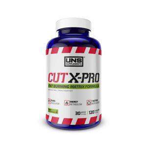 spalacz tłuszczu - UNS Cut X-Pro 120 kaps