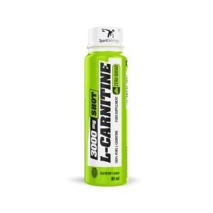 Sport Definition L-Carnitine 3000 SHOT - 12 sztuk x80 ml