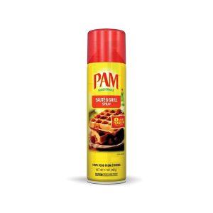 Spray beztłuszczowy PAM