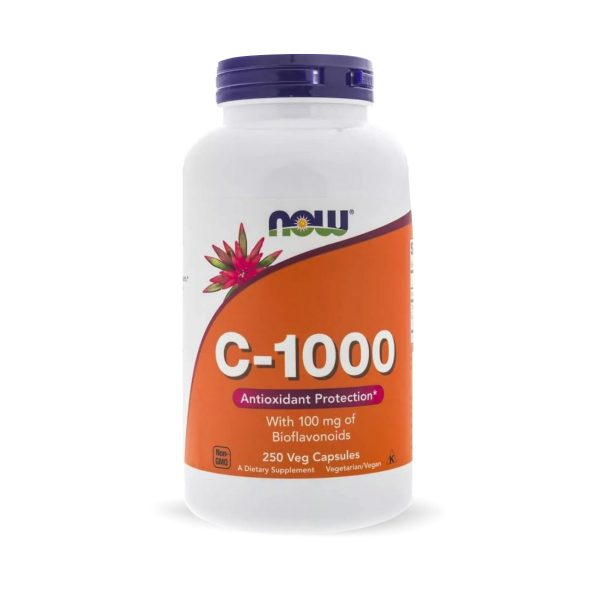 Witamina C 1000 NOW FOODS