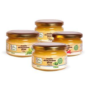 Masło Sklarowane Ghee 220 ml