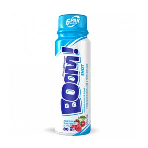 Przedtreningówka - 6PAK Nutrition Boom Shot 80ml