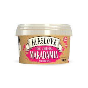 Maslove - Orzechy MAKADAMIA 100%