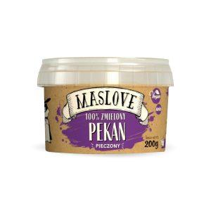 Masło Orzechowe z orzechów PEKAN od maslove
